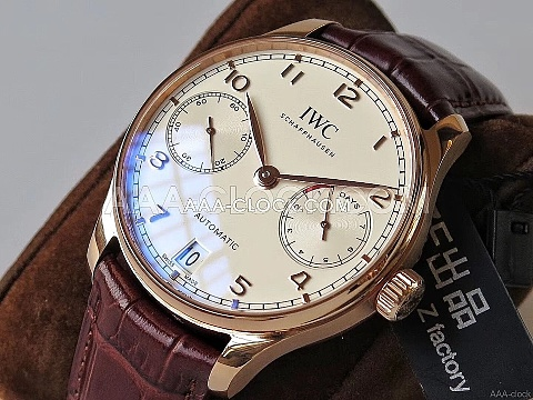 IWC Portuguese 7 Days Automatic IW500004