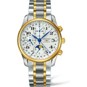 Longines Master Collection 40 Chronograph Calendar L2.673.5.78.7