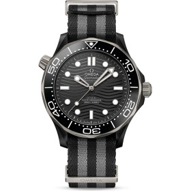 Omega Diver 300M Co‑Axial Master Chronometer 43.5 mm
