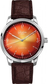 Glashutte Original Sixties Iconic Red 1-39-52-07-02-01