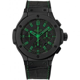 Hublot Big Bang All Black Green
