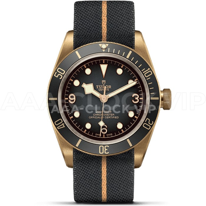 Tudor Heritage Black Bay Bronze Blue Bucherer 79250BB Арт. 6