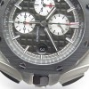 Точные копии часов Audemars Piguet Royal Oak Offshore Chronograph Titanium