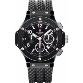 Hublot Big Bang Black Magic Chronograph Ceramic