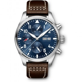 IWC Pilot Watch Chronograph Edition Le Petit Prince IW377714
