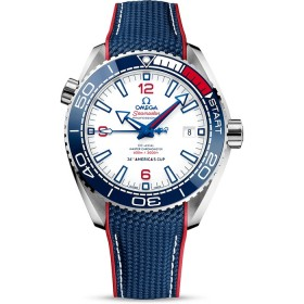 Omega Seamaster Planet Ocean 600M Co-Axial 43.5 Master Chronometer America's Cup 215.32.43.21.04.001