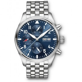 IWC Pilot Watch Chronograph Edition Le Petit Prince IW377717