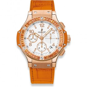 Hublot Big Bang 41mm Chronograph Tutti Frutti Orange 341.PO.2010.LR.1906