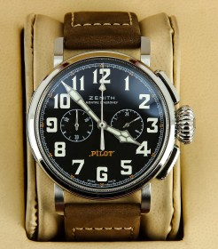 Zenith Fly-Back Chronometre