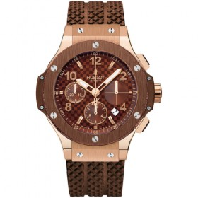 Hublot Big Bang Cappuccino Gold Chronograph