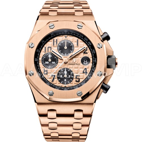 Точные копии часов Audemars Piguet Royal Oak Offshore Chronograph 42 mm v2