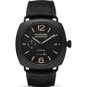 Officine Panerai Radiomir 8 Days Ceramic PAM 384