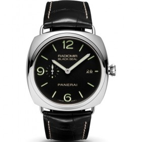 Officine Panerai Radiomir Black Seal 3 Days Automatic PAM 388