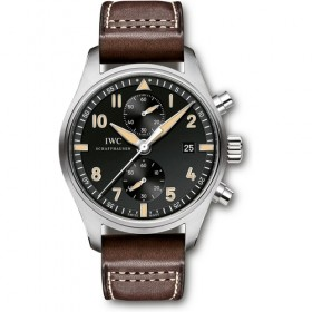 "IWC Spitfire Chronograph Edition ""Collectors Watch"""