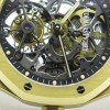 Точные копии часов Audemars Piguet Royal Oak Tourbillon Extra-Thin Openworked Yellow Gold