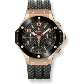 Hublot Big Bang Rose Gold Ceramic Chronograph