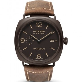 Officine Panerai Radiomir Composite Black Seal 3 Days PAM 505