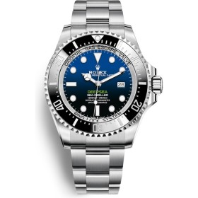 Rolex Sea-Dweller Deepsea 116660 D-Blue Exclusive