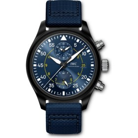IWC Pilot's Watch Top Gun Chronograph Blue Angels IW3890-08