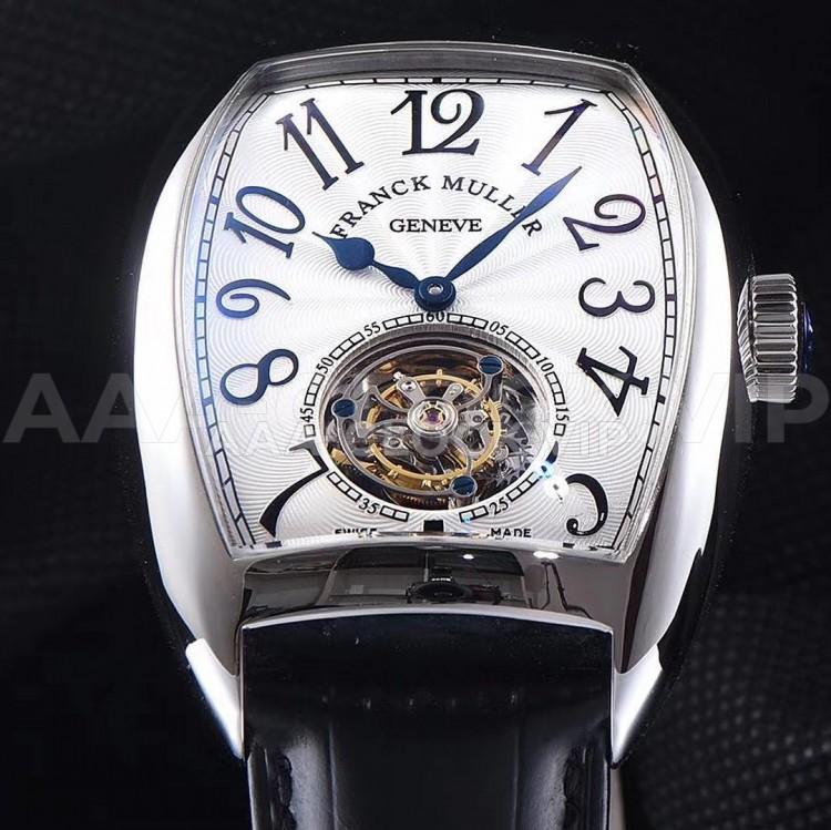 Точные копии часов Franck Muller Casablanca Automatic Tourbillon  Арт. 1634 в Москве | AAA-clock.vip