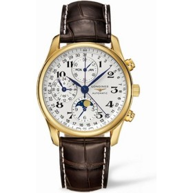 Longines Master Collection 40 Chronograph Calendar L2.673.6.78.5