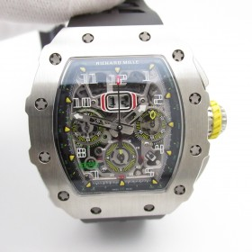 Richard Mille RM 011-03 Flyback Chronograph