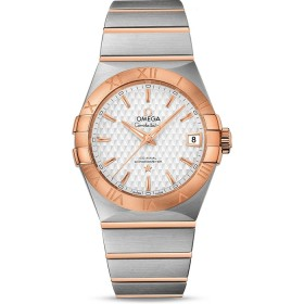 Omega Constellation Co-Axial 38