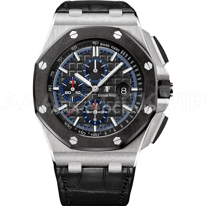 Точные копии часов Audemars Piguet Royal Oak Offshore Chronograph 26411PO