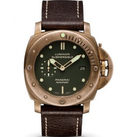 Officine Panerai Luminor Submersible 1950 3 Days Automatic Bronzo PAM 382