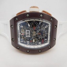Richard Mille RM 011 Flyback Chronograph Brown Ceramic Asia Boutique