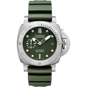 Panerai Luminor Submersible Verde Militare PAM01055