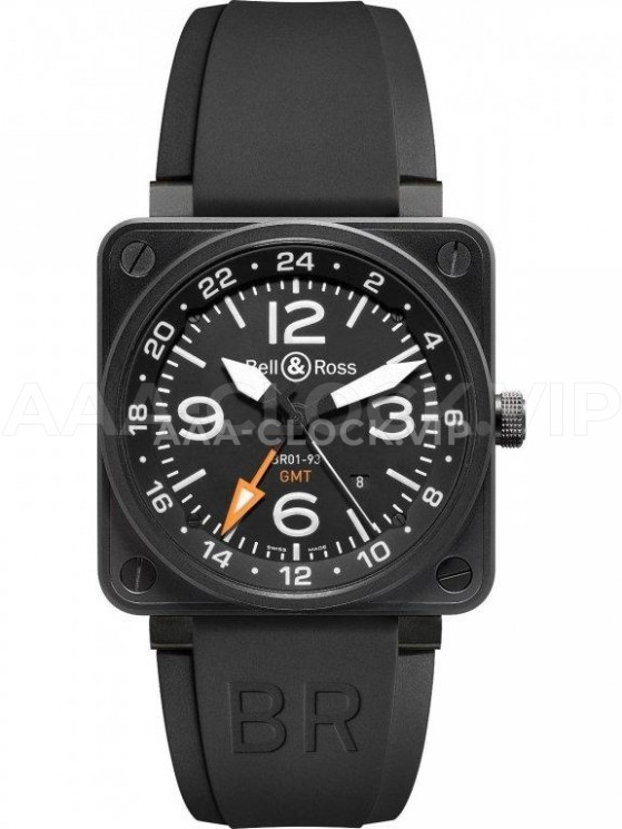 Bell & Ross Aviation BR 01-93 GMT Арт. 1053