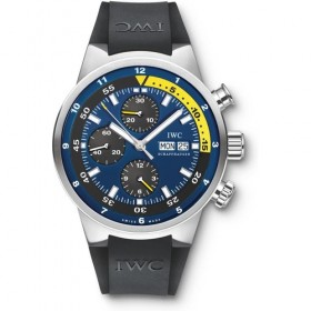IWC Aquatimer Chronograph Cousteau Divers Tribute to Calypso Special Limited Edition IW378203