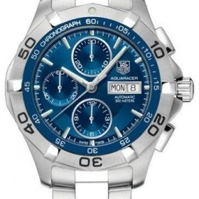 Tag Heuer Aquaracer Calibre 16 Day-Date Automatic Chronograph