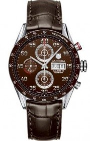 Tag Heuer Carrera Calibre 16 Day Date Chronograph