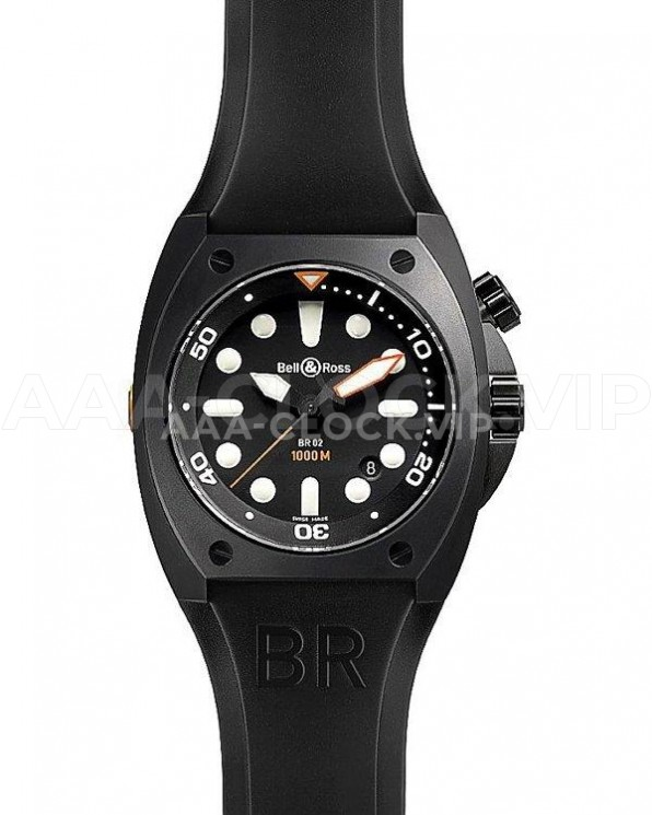 Bell & Ross BR 02-92 Automatic BR 02-92 Carbon Арт. 1057