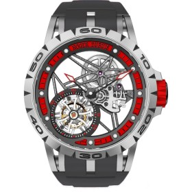 Roger Dubuis Excalibur Skeleton Flying Tourbillon