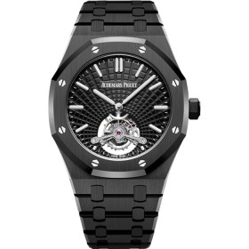 Audemars Piguet Royal Oak Tourbillon Extra-Thin 41mm Black PVD