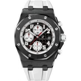 Audemars Piguet Royal Oak Offshore Black & White Marcus Edition