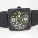 Bell & Ross BR 03 92 Military Type Ceramic Арт. 684
