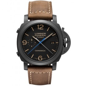 Officine Panerai Luminor 1950 3 Days Chrono Flyback Automatic Ceramica PAM 580