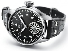 IWC Big Pilot's Watch Markus Buhler Turbine IW5003