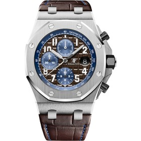 Audemars Piguet Royal Oak Offshore Chronograph Havana Brown SIHH 2018