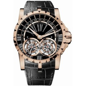 Roger Dubuis Excalibur Trilogy Double Flying Tourbillon